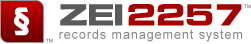 ZEI 2257 Records Management System - Record Keeping Software for 18 U.S.C. 2257